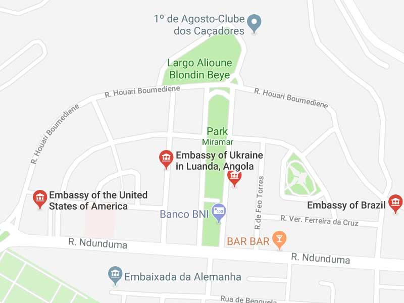 Embassy Angola